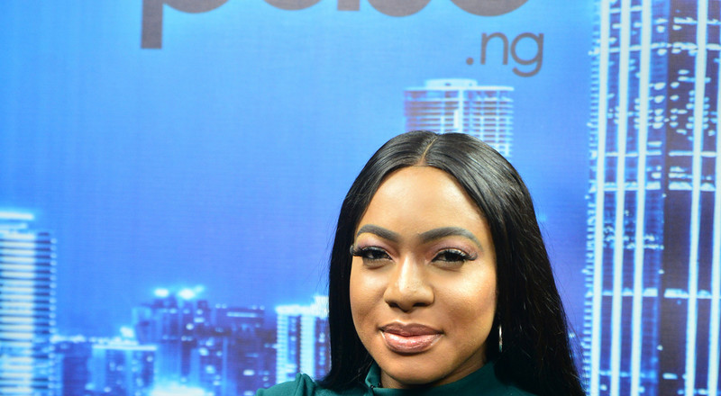 Chika Ike takes inspiration from life events to make new movie 'Small Chops' [Pulse Interview]