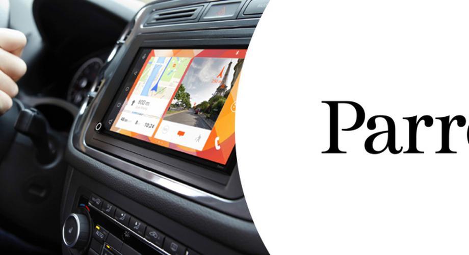 Infotainment: Parrot RNB 6 mit Android Auto & Apple CarPlay