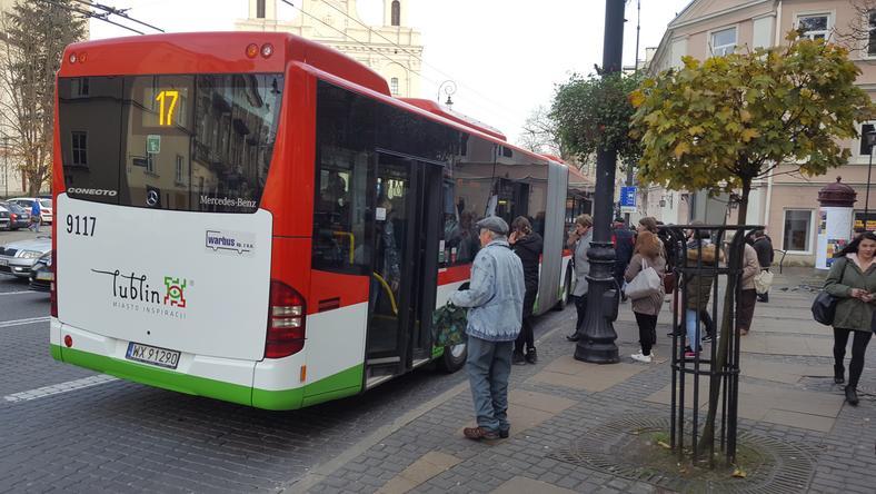 Komunikacja miejska w Lublinie