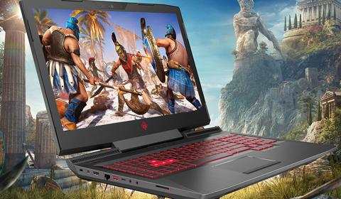 Test notebooka HP Omen 17
