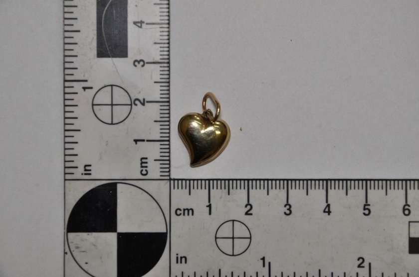 Skradziona biżuteria