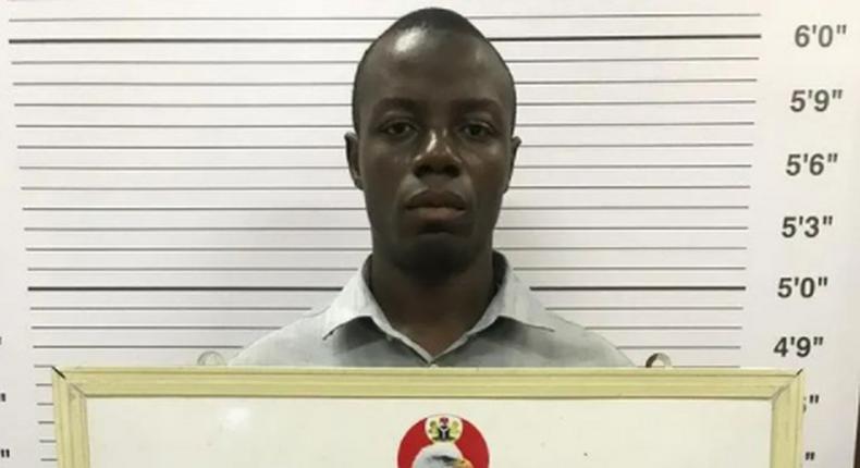 Usman Abdulkareem [EFCC]