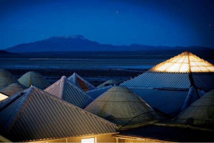 Najdziwniejsze hotele świata