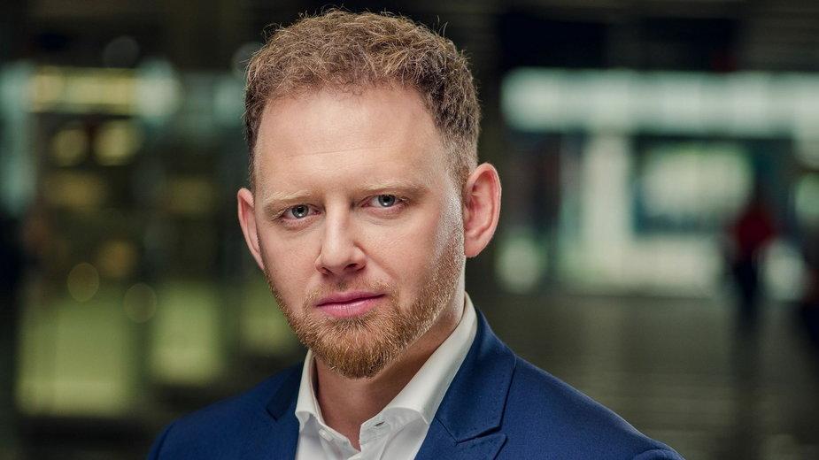 Krystian Dudek, ekspert z zakresu komunikacji, PR i marketingu politycznego