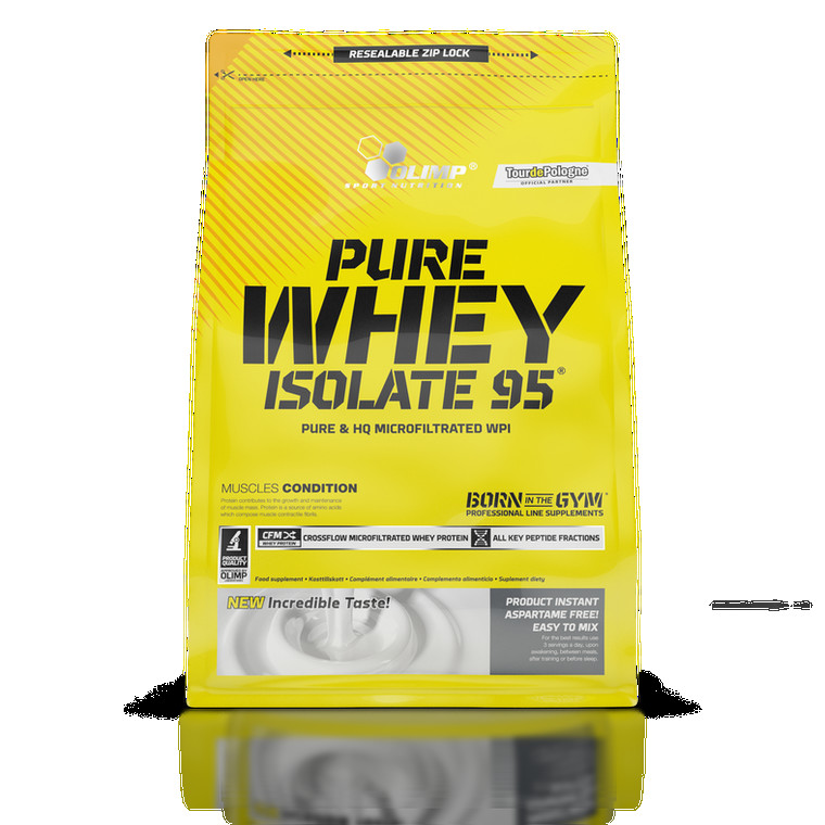 OLIMP PURE WHEY ISOLATE 95 Czekolada - 1800g