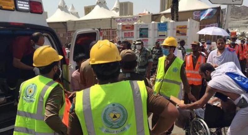 Disasters at annual Muslim haj pilgrimage