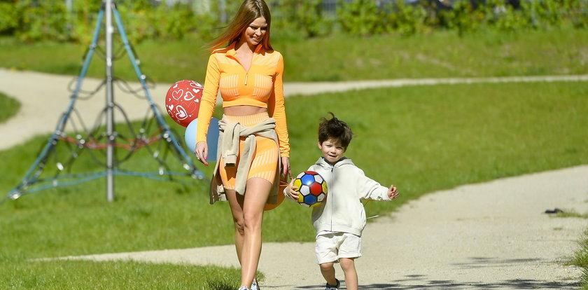 Małgorzata Tomaszewska: Mój synek kocha sport po dziadku