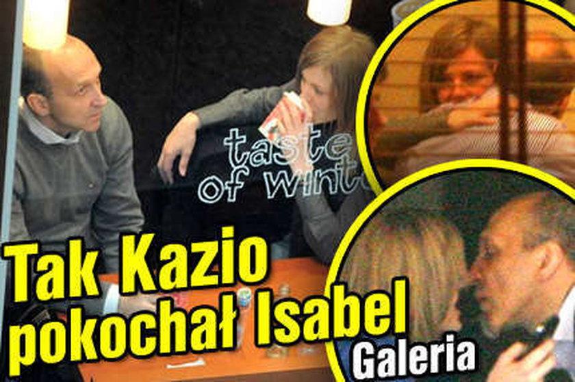 Tak Kazio pokochał Isabel