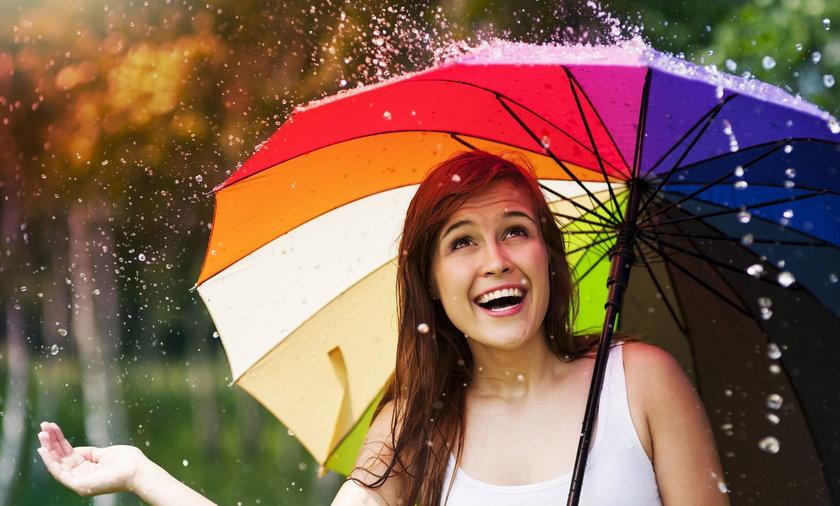 Zgodnie z prognozą IMGW możemy 2 sierpnia możemy spodziewać się przelotnych opadów deszczu.
