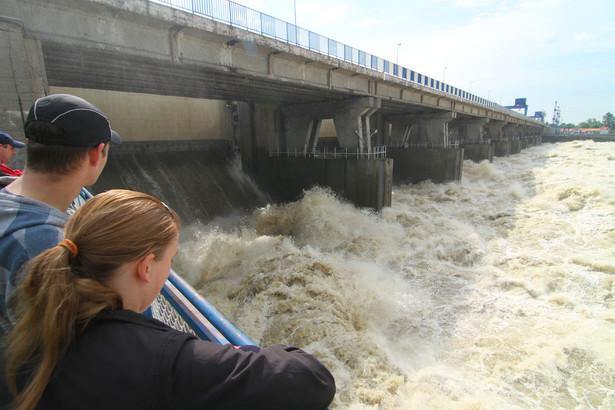 Nowy stopień wodny, tak jak ten we Włocławku, ma też produkować prąd