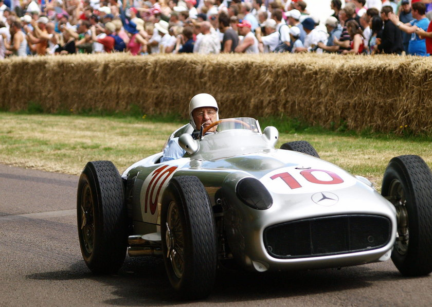 Zmarł słynny brytyjski kierowca Formuły 1