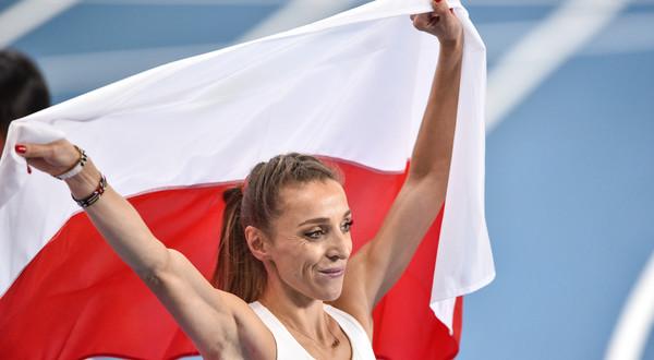 Angelika Cichocka – Halowe Mistrzostwa Europy w Lekkoatletyce 2021