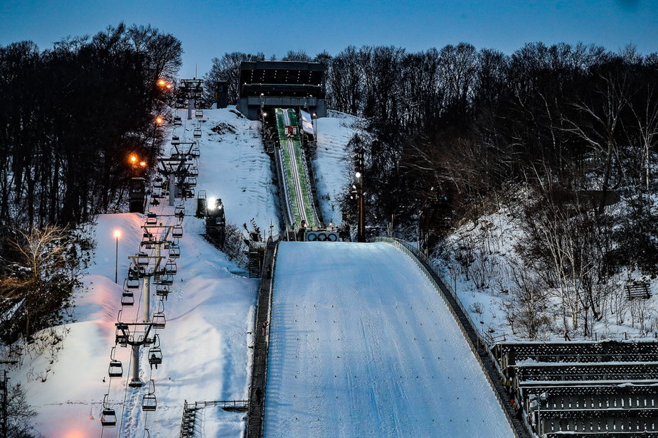 Skocznia w Sapporo
