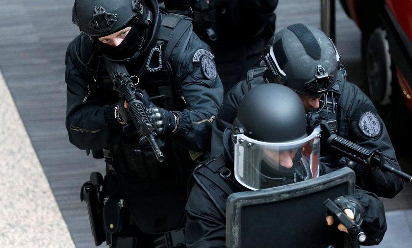 Belgijskie służby zatrzymały 14-latka z materiałami wybuchowymi