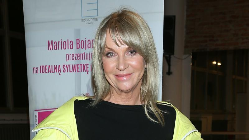 """Mariola Bojarska-Ferenc promuje książkę """"Barre"""""""