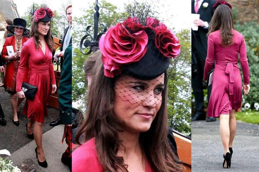 Pippa Middleton ślub Camilli Hook