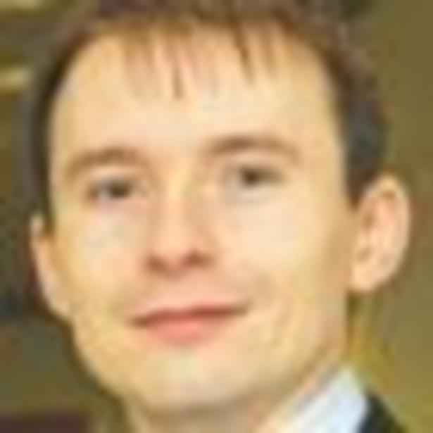 Rafał Chmielewski, prawnik, specjalista z zakresu międzynarodowego prawa podatkowego Fot. Marek Matusiak