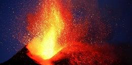 Ten widok przeraża! Wybuchł największy wulkan w Europie
