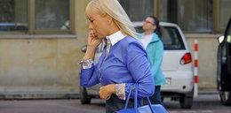 Wylaszczona Bieńkowska. Robią jej zdjęcia na ulicy