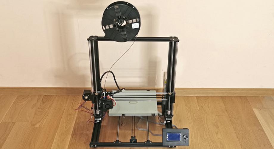 3D-Drucker Anet A8 Plus im Test: Kit statt Bausatz kaufen!