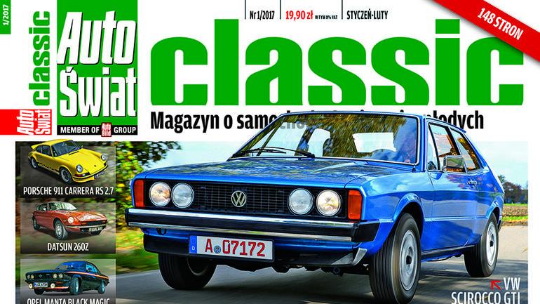 Auto Świat Classic 1/2017