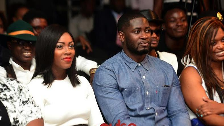 Tiwa Savage, Tee Billz at 2face Idibia's book launch