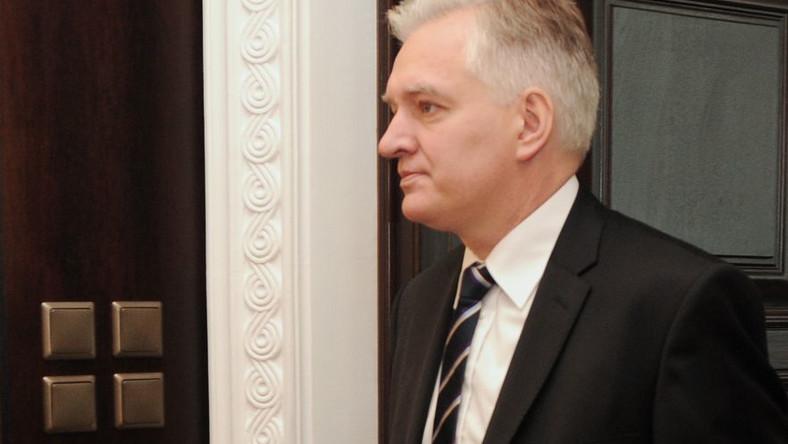 Jarosław Gowin chce swoją pracą łamać stereotypy