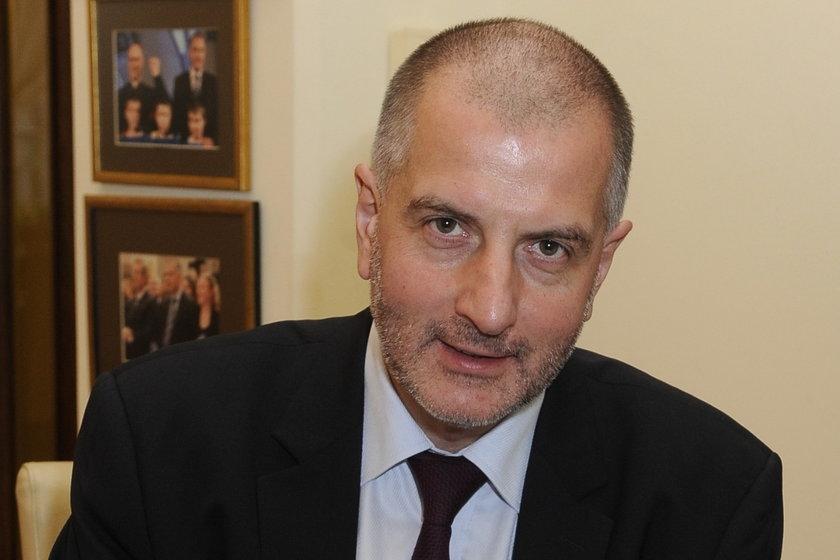 Rafał Dutkiewicz, prezydent Wrocławia.