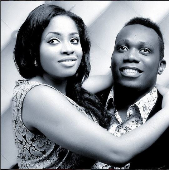 Duncan Mighty and his wife, Vivian [Instagram/DuncanMighty]