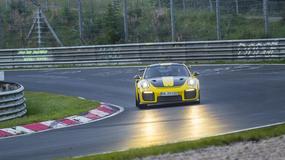 Najszybsze Porsche 911 wszech czasów rekordem na Nürburgringu