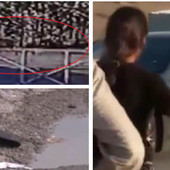 Potresne slike obilaze planetu, ljudi beže od pomahnitalog fudbalera! Objavljen snimak sa mesta tragedije: Ubio čoveka pa PUCAO U LJUDE koji su blokirali put /VIDEO/