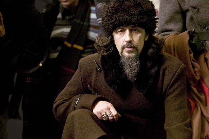 Bjelac kao čarobnjak Igor Karkarof