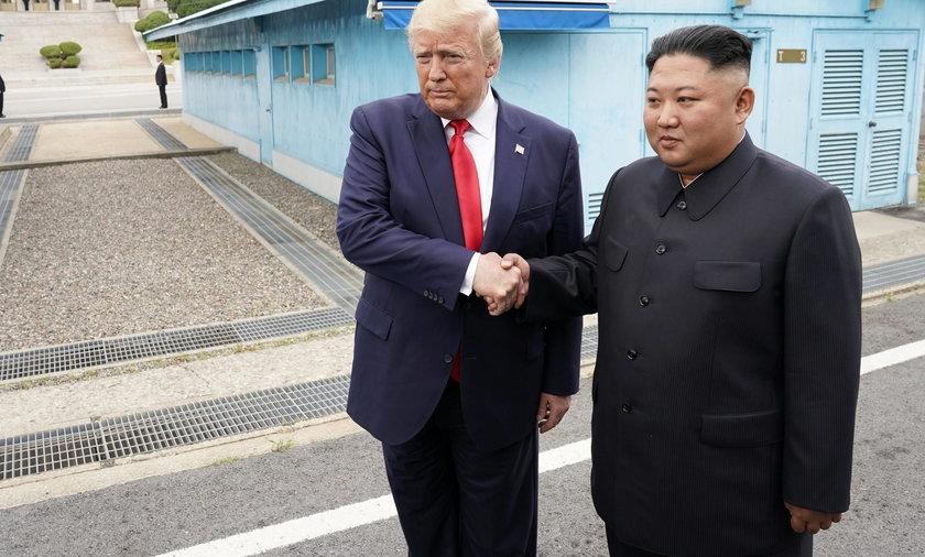Historyczny gest Trumpa. Zrobił to jako pierwszy prezydent USA