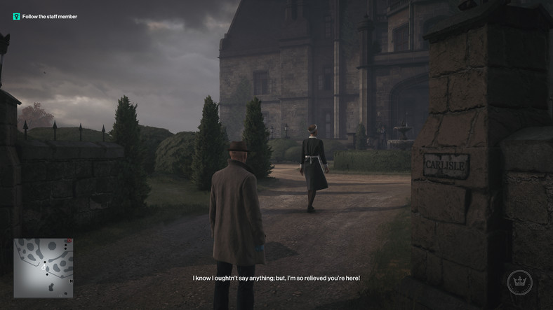 Hitman 3 - screenshot z wersji PC