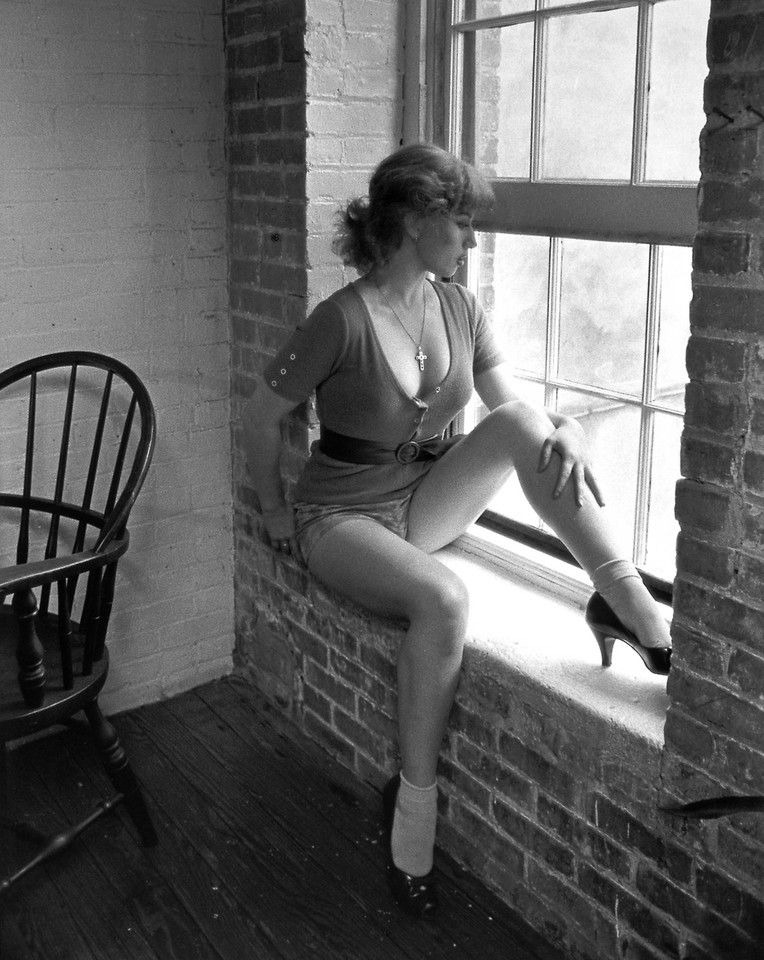"Cindy Sherman, ""Untitled Film Still #15"" (1978)"