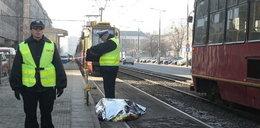 Śmierć pod tramwajem