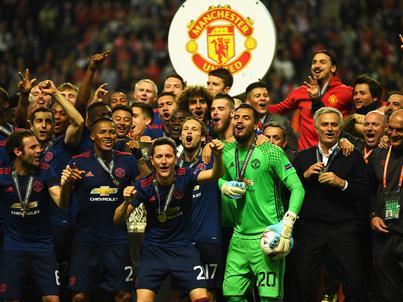 Manchester United wygrał w tym roku zmagania w Lidze Europy