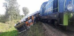 Autobus zderzył się z lokomotywą. Zmarł pasażer