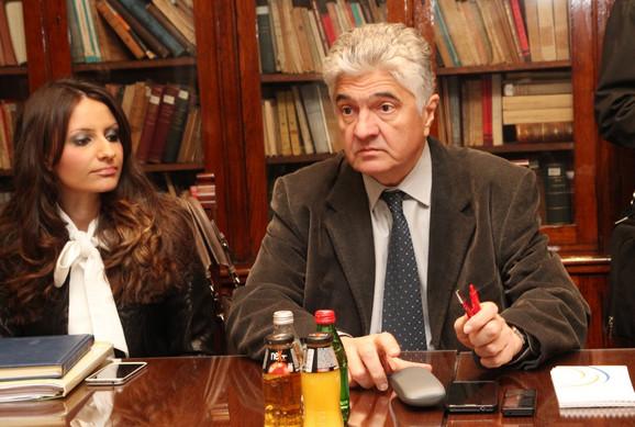 Čedomir Backović: predlog ima veliki značaj i zbog stava Komiteta ministara Saveta Evrope