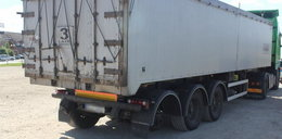 Nie uwierzysz, co zrobił kierowca tej ciężarówki