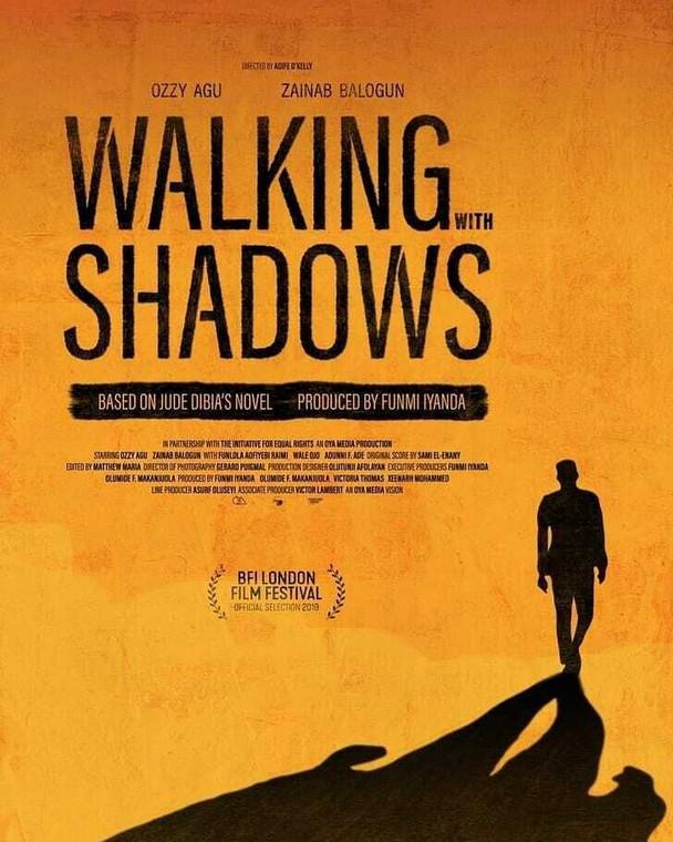 Funmi Iyanda features Funlolar Aofiyebi-Raimi, Zainab Balogun and Funsho Adeolu in her debut film, 'Walking With Shadow'. [Instagram/Funmi Iyanda]