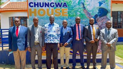 Details of meeting held between ODM and Jubilee party leaders at Chungwa House