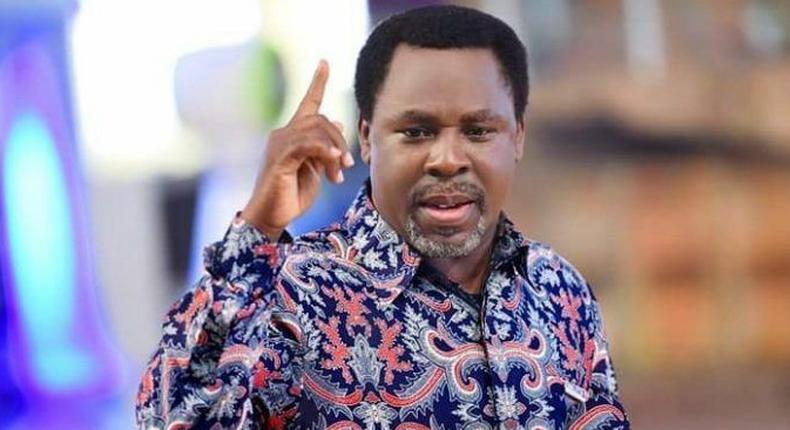 Controversial Nigerian 'Prophet', Pastor TB Joshua, dies aged 57