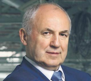 Gierszewski: Jestem spokojny o kondycję firmy [WYWIAD NPBP]