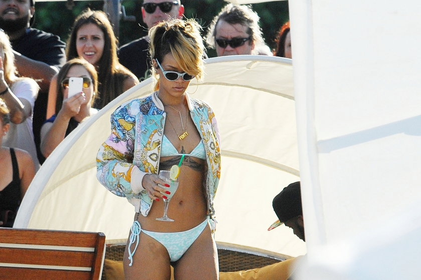 Rihanna Sopot