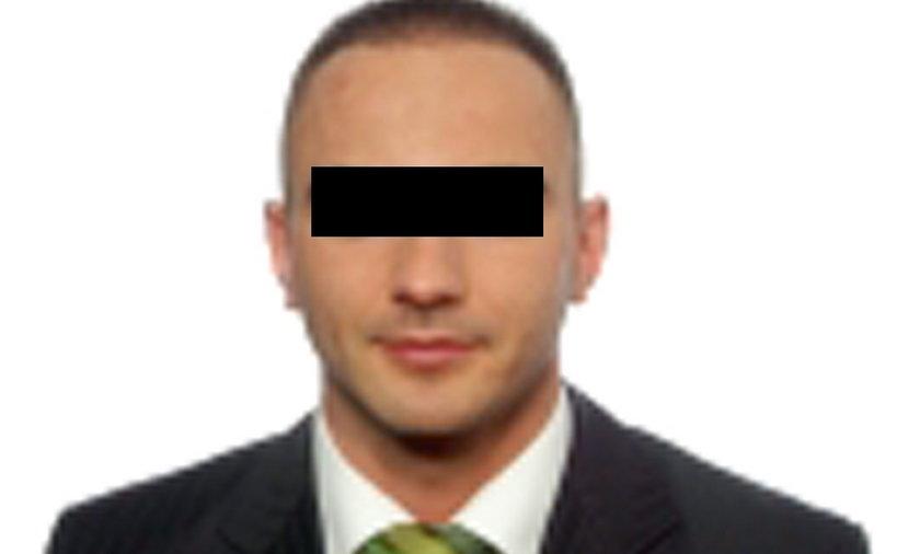 Piotr P. radny powiatu Legionowskiiego