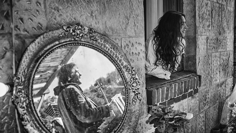 """Kadr z filmu """"Na mlecznej drodze"""" Emira Kusturicy"""""""