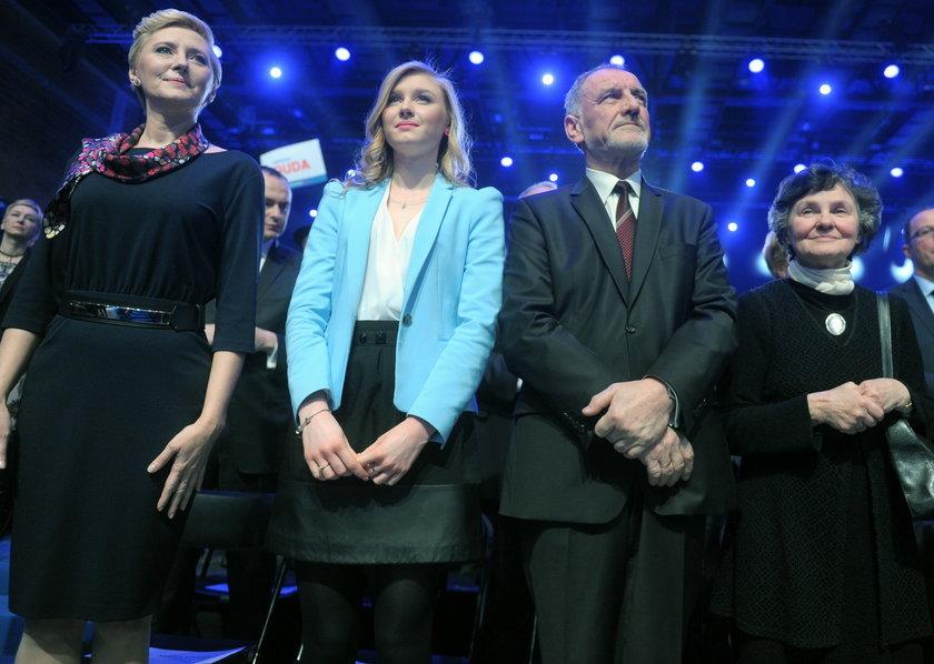 Rodzina Andrzeja Dudy