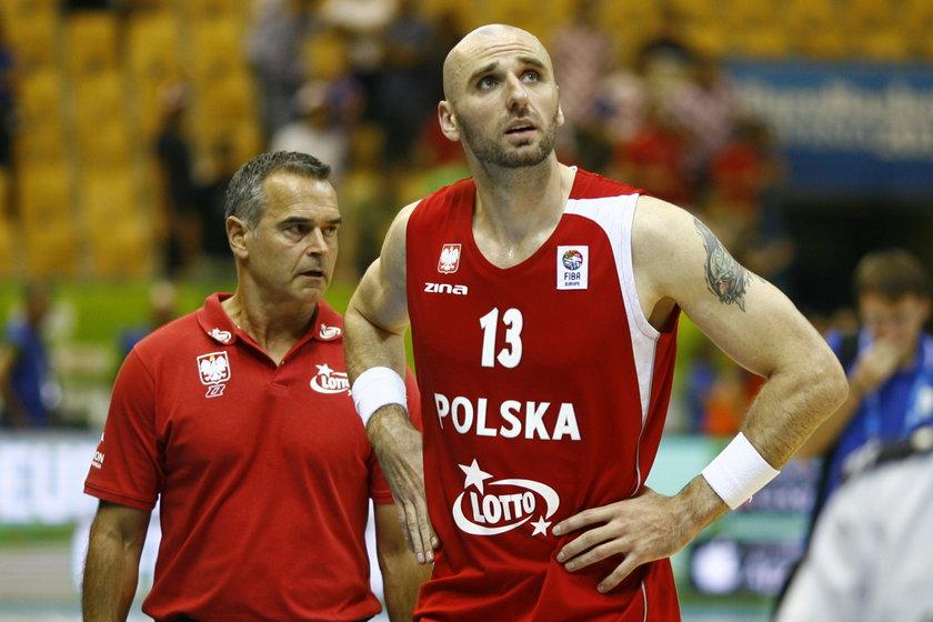 Marcin Gortat wraca do gry w reprezentacji Polski. Zagra na Euro 2015 we Francji
