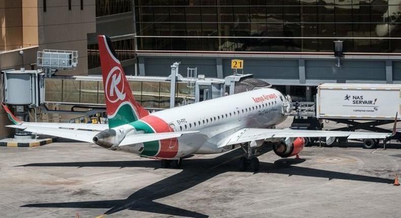 Kenya Airways plane. Ethiopian Chifraye Bekele jailed for 4 months after joking about bomb on Kenya Airways plane